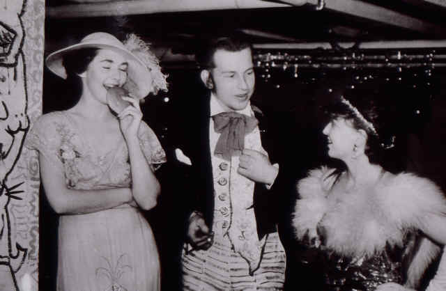 mae west party 1934